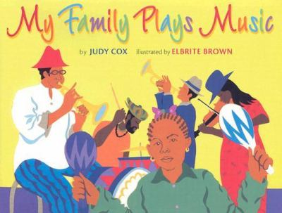 My Family Plays Music image cover