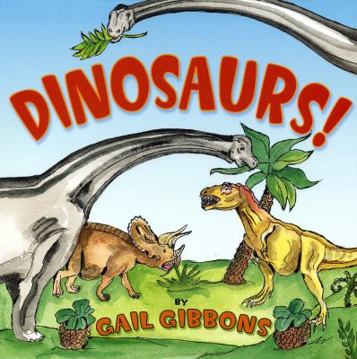 Dinosaurs! image cover