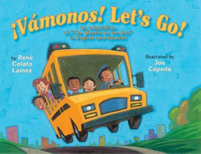¡Vámonos! = Let's go! image cover