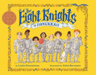 The Eight Knights of Hanukkah image cover