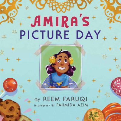Amira's picture day image cover