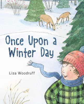 Once upon a Winter Day image cover