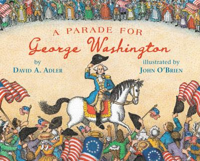 A Parade for George Washington image cover