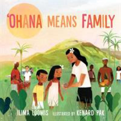 'Ohana means family image cover
