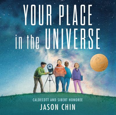 Your place in the universe image cover