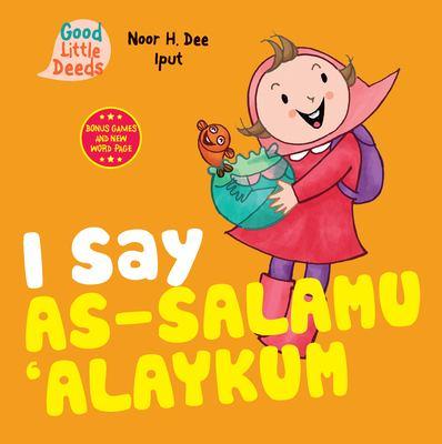 I Say As-Salamu 'Alaykum image cover