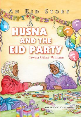 Husna and the Eid Party image cover