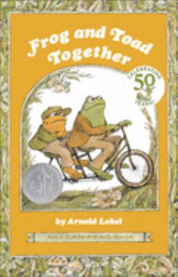 Frog and Toad together image cover