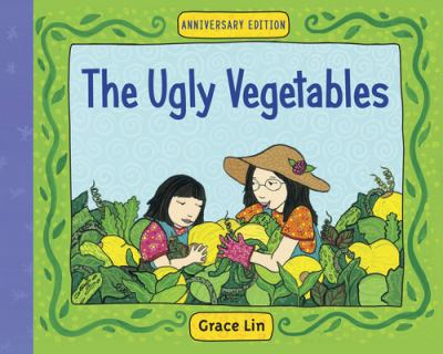 The ugly vegetables image cover