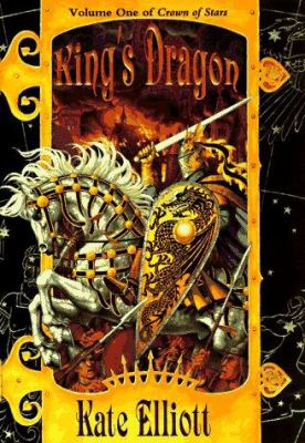 King's Dragon  cover