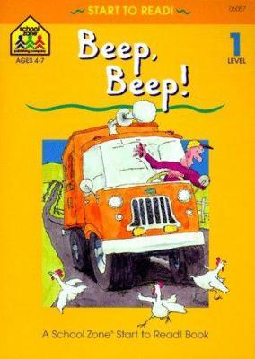 Beep, beep image cover
