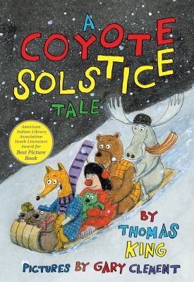 A Coyote Solstice Tale image cover
