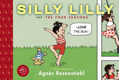 Silly Lilly and the Four Seasons  image cover