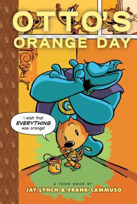 Otto's Orange Day  image cover
