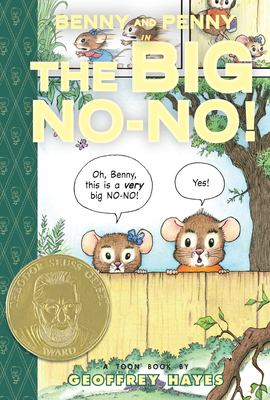 Benny and Penny in The Big No-No! image cover