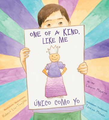 One of a Kind Like Me = Único Como Yo image cover