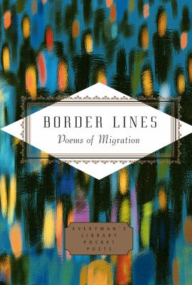 Border Lines: Poems of Migration image cover