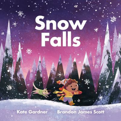 Snow Falls image cover