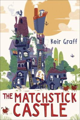 Cover image for The matchstick castle