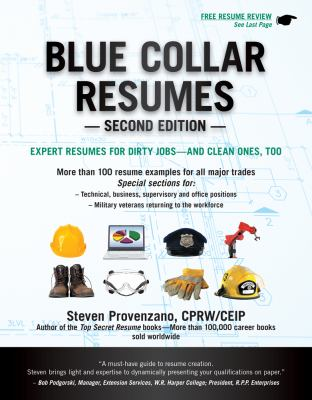 Blue collar resumes image cover