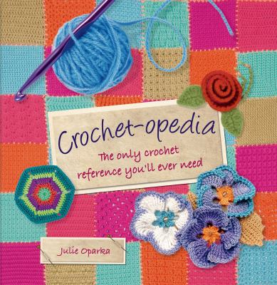 Crochet-opedia  image cover