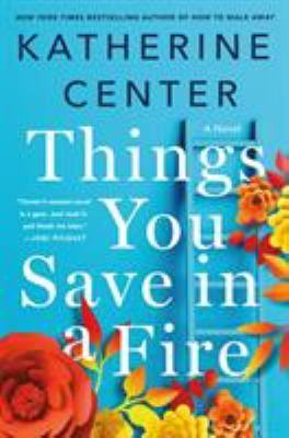 Things You Save in a Fire  image cover