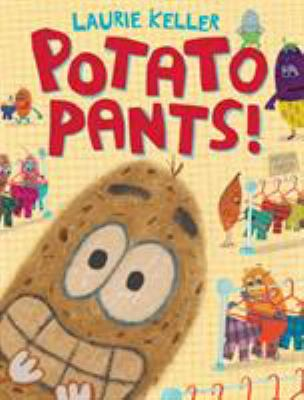Potato Pants! image cover