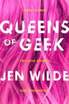 Queens of Geek image cover