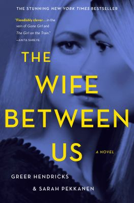 The Wife Between Us image cover