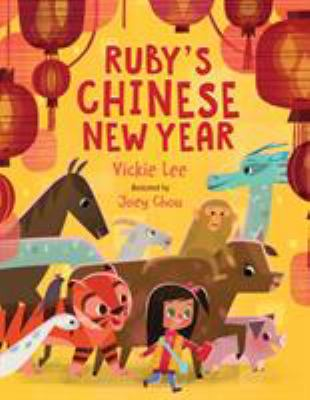 Ruby's Chinese New Year image cover