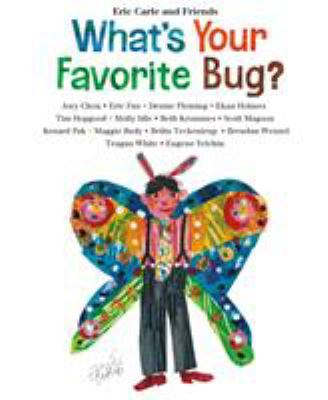 What's Your Favorite Bug? image cover