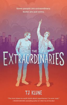 The Extraordinaries image cover