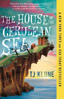 The House in the Cerulean Sea image cover