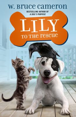Lily to the rescue image cover