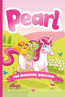 Pearl:  the magical unicorn image cover