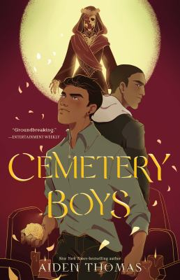 Cemetery Boys image cover