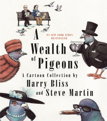 A wealth of pigeons : a cartoon collection image cover