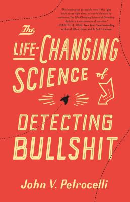 The life-changing science of detecting bullshit image cover