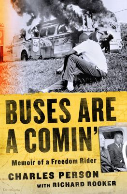 Buses are a comin' : memoir of a freedom rider image cover