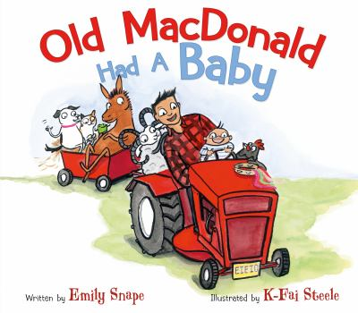 Old MacDonald had a Baby image cover