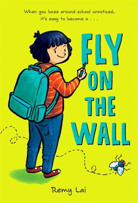 Fly on the wall image cover
