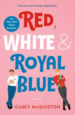 Red, White & Royal Blue image cover
