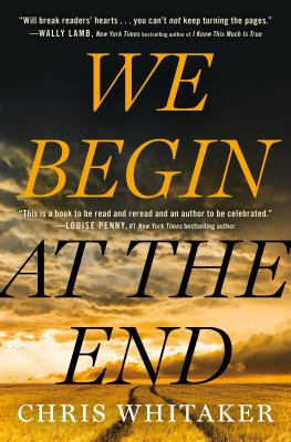 We Begin At The End image cover