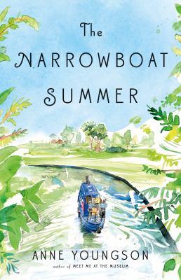 The Narrowboat Summer image cover