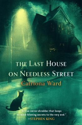 The Last House on Needless Street image cover