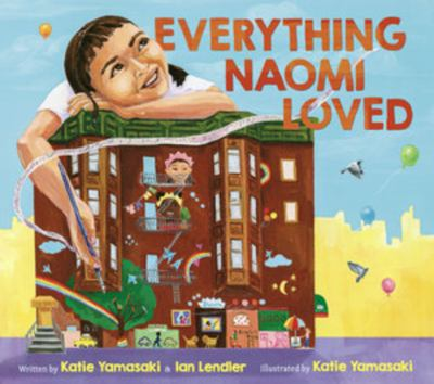 Everything Naomi loved image cover