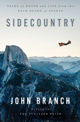 Sidecountry : tales of death and life from the back roads of sports image cover