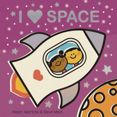 I [heart] Space image cover