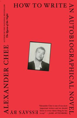 How to write an autobiographical novel : essays image cover