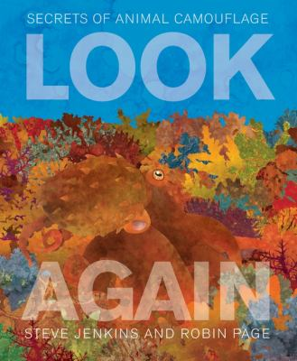 Look Again: secrets of animal camouflage image cover